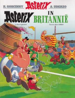 Asterix in Britannië
