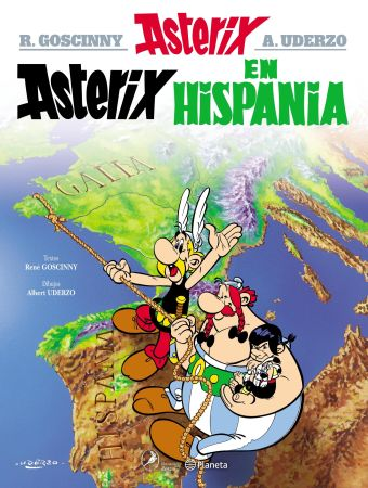 Asterix en Hispania [14]  (10.2015)