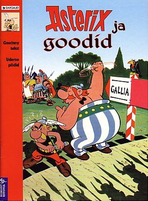 Asterix ja Goodid