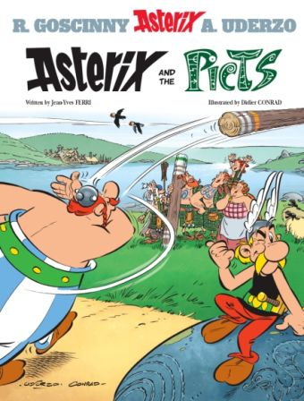 Asterix and the Picts [35] (10.2013)