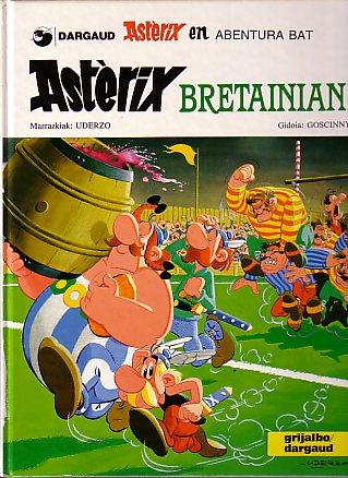 Asterix Bretainian