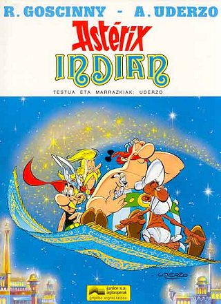 Asterix Indian [28] (1988)