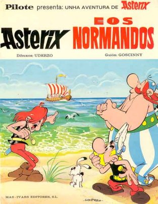 Asterix e os Normandos [9] (1976)