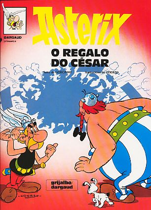 Astérix, O regalo do César [21] (1998)