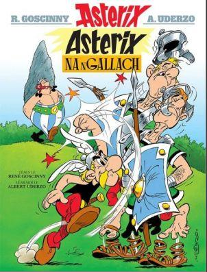 Asterix Na nGallach