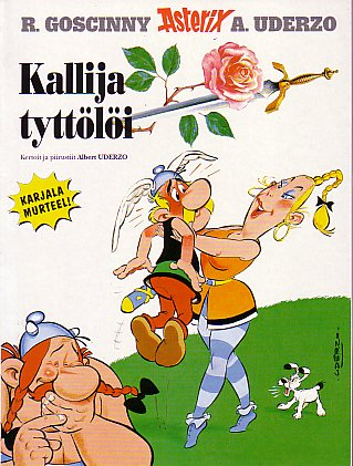 Kallija tyttölöi [29] (2000) 'Gallian girls'