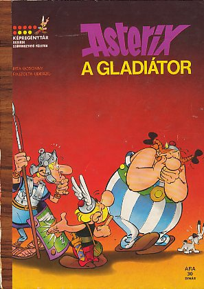 Asterix a gladiator [4]