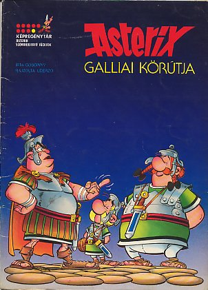 Asterix Galliai Körútja