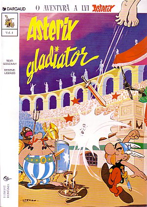Asterix gladiator [4] (1996)