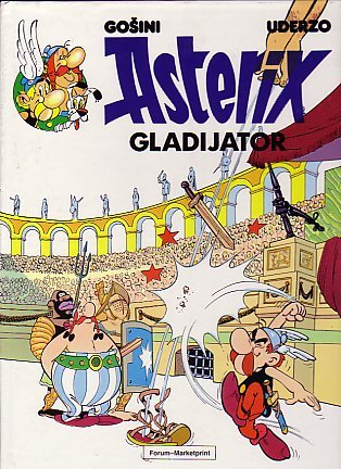 Asteriks gladijator [4] Forum-marketprint (1990)