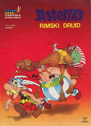 Rimski Druid [26] (SAZ 32) 'the Roman druid'