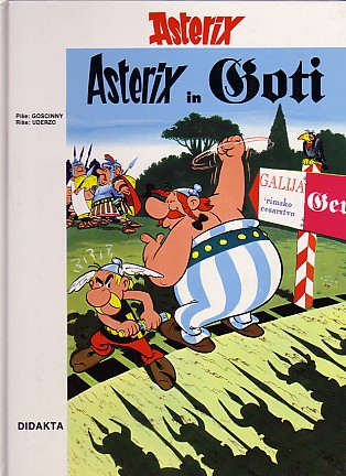 Asterix in Goti