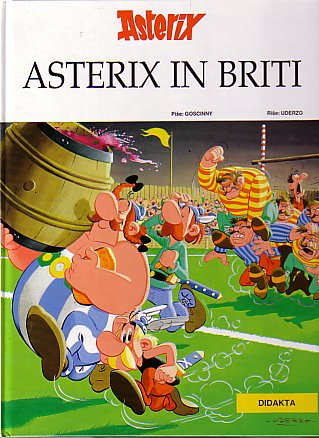 Asterix in Briti