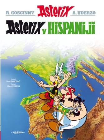 Asterix v Hispaniji  [14] (12.2012)